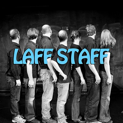 Image showing Jackson Hole's Laff Staff