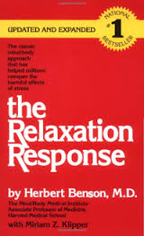 Image showing relaxation book